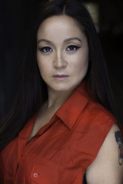 Victoria Falconer headshot