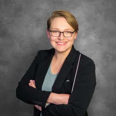 Julie Richardson Conductor Headshot